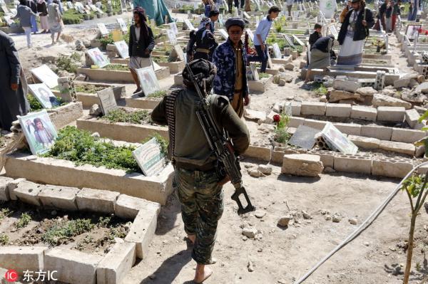 مليشيا الحوثي بذمار تشيع جثامين 11 قتيلاً من عناصرها بينهم قيادات خلال 48 ساعة