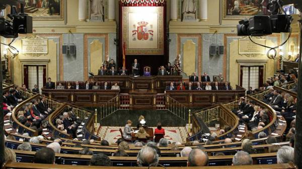 إسبانيا تعقد تصويتا رمزياً حول الإعتراف بدولة فلسطينية
