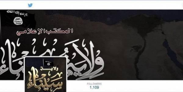 بعد قبول البغدادي مبايعتها.. &#34أنصار بيت المقدس&#34 تغير اسمها إلى &#34ولاية سيناء&#34