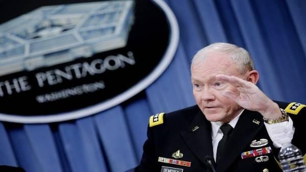 ديمبسي يصل العراق في زيارة مفاجئة