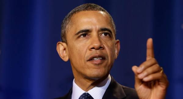 أوباما : إذا حصل &#34داعش&#34 على أسحلة نووية لن أنتظر توصية &#34ديمبسي&#34 لإرسال قوات برية