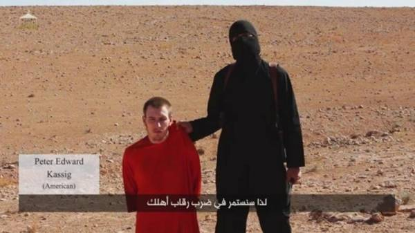 &#34داعش&#34 يعلن إعدام الرهينة الأمريكي بيتر كاسينغ