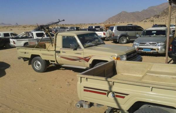 مأرب| مبادرة مؤتمرية لمنع المواجهات بين &#34الحوثيين والإصلاح&#34.. (تفاصيل)