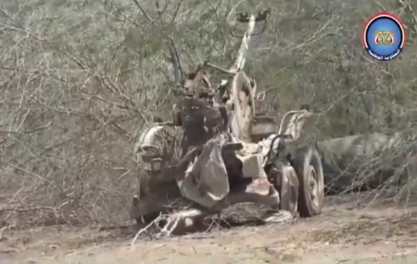 فيديو- &#34حراس الجمهورية&#34 يطهرون مواقع كانت مليشيا الحوثي تتمركز فيها داخل مدينة الحديدة