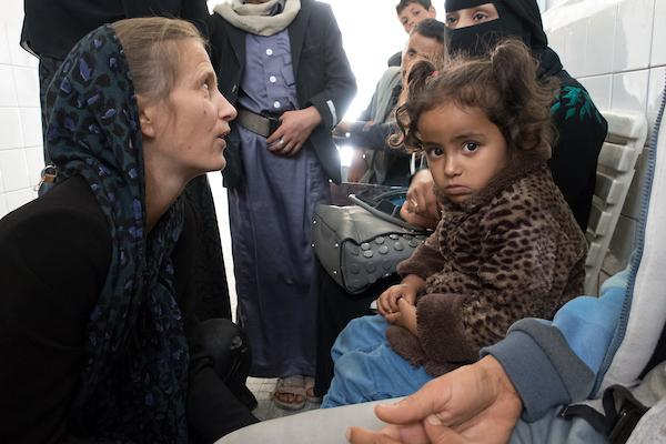 الصحة العالمية: أكثر من مليون يمني تفتك بهم الأمراض المعدية جراء انعدام العلاج