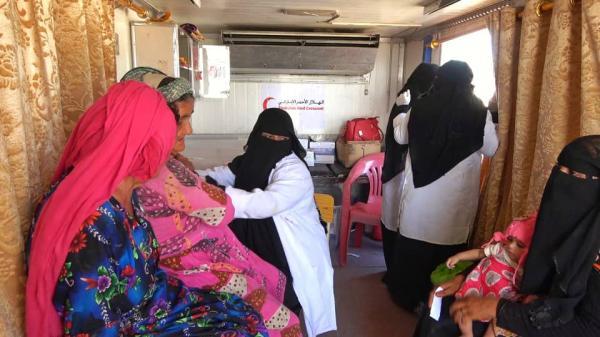 الإمارات ترفع وتيرة دعمها للقطاع الصحي في الساحل الغربي اليمني لمواجهة الأوبئة