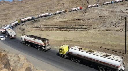 فتح طريق صافر ــ صنعاء أمام ناقلات النفط والغاز