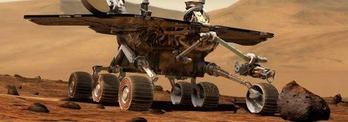 ارسال روبوتات لطباعة بنية تحتية لكوكب المريخ