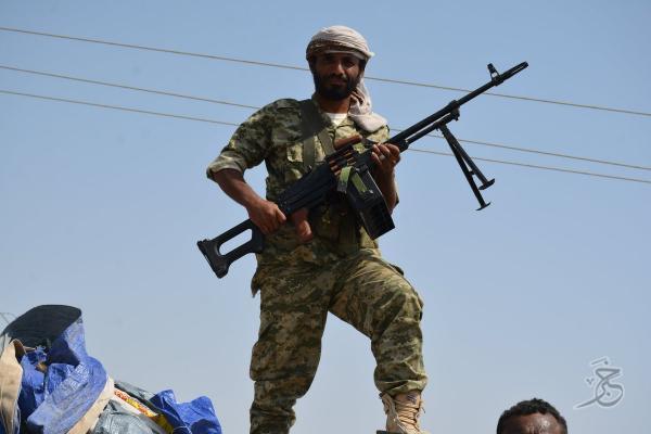 الحديدة: وحدات من اللواء الثاني حراس جمهورية تحبط تسللاً لمليشيا الحوثي ومصرع قيادي بارز