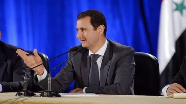 الأسد يدعو إلى &#34تعاون دولي حقيقي وصادق&#34