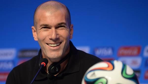 رفع الايقاف عن الأسطورة الفرنسي زيدان وعودته لتدريب ريال مدريد