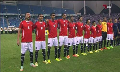 عودة المنتخب اليمني إلى أرض الوطن قادماً من المملكة السعودية