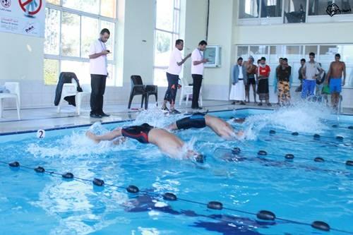 الشرطة أولا.. التلال ثانيا في بطولة الجمهورية للسباحة للكبار