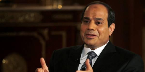 السيسي: لا وجود لقوات مصرية في ليبيا