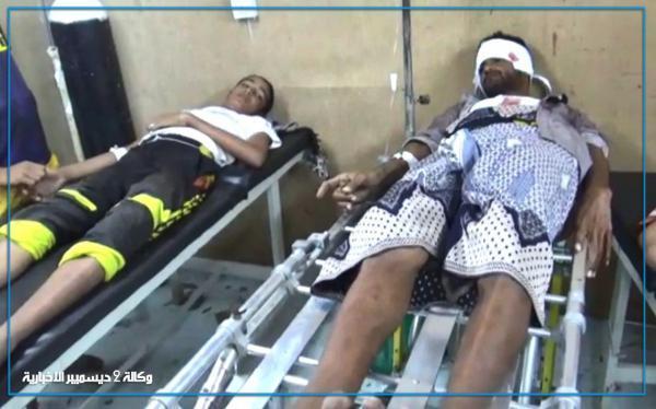 فيديو- مجزرة حوثية مروعة بحق المدنيين في الحديدة (أسماء الضحايا)