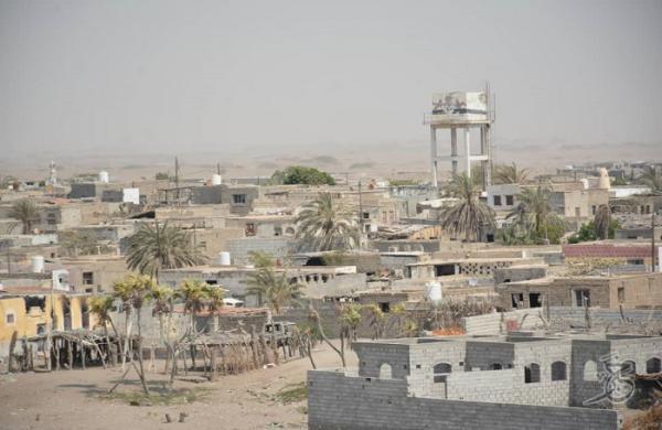 مليشيا الحوثي تحتل معظم منازل سكان حي 7 يوليو بالحديدة وتتحصن فيها