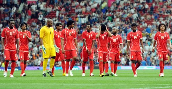 """الإمارات تنتزع """"برونزية"""" خليجي 22 أمام عمان"""