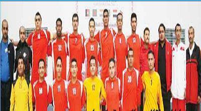 منتخب كرة اليد للشباب يواصل معسكره الداخلي استعدادا لبطولة التحدي الآسيوية في باكستان