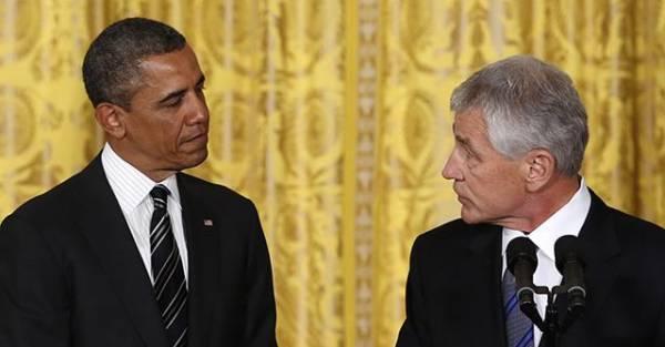 ترجمة| صحف أمريكية: اليمن أحد أسباب التوتر بين أوباما ووزير الدفاع هاغل واستقالة الأخير