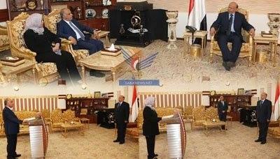 وزيرا الخدمة المدنية والشئون الاجتماعية يؤديان اليمين الدستورية