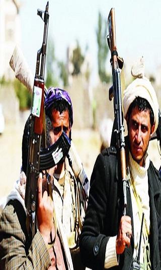 مسلحو &#34أنصار الله&#34 يهربون 4 متهمين بجرائم قتل بمحافظة اب (وثيقة)