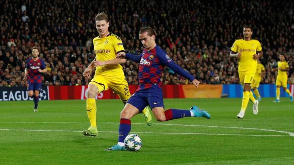 أبطال أوروبا: برشلونة يفوز على بروسيا دورتموند وينتزع تأهله للدور ثمن النهائي