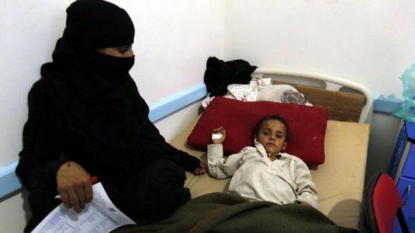 الصحة العالمية: حالات الإصابة بالكوليرا في اليمن تتجاوز 960 الف