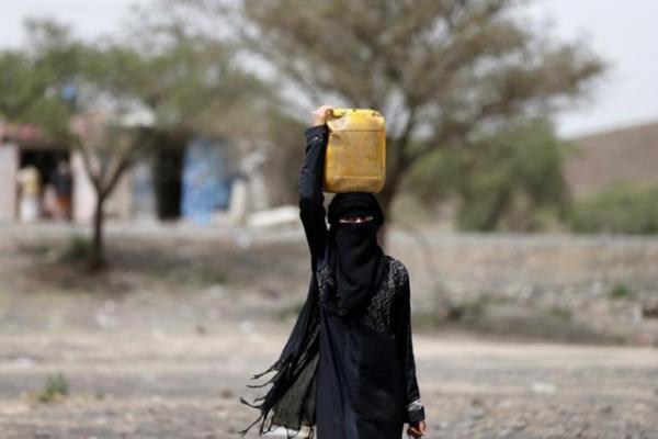الصليب الأحمر يعلن شراء وقود لتوفير مياه نظيفة في اليمن