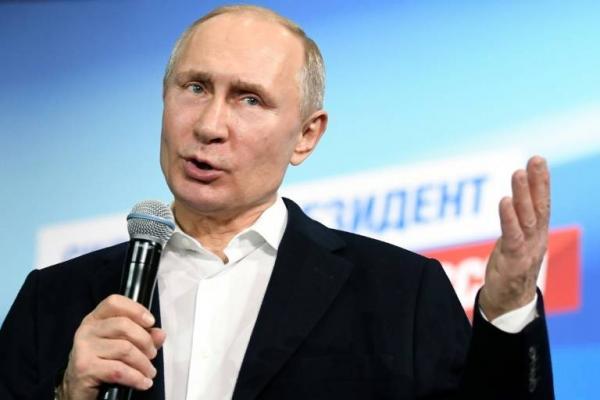 بوتين: روسيا ستنتج صواريخ محظورة إذا انسحبت أمريكا من معاهدة تسلح