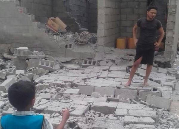 استشهاد وإصابة ثلاثة أطفال بمقذوف حوثي استهدف قرية في التحيتا بالحديدة