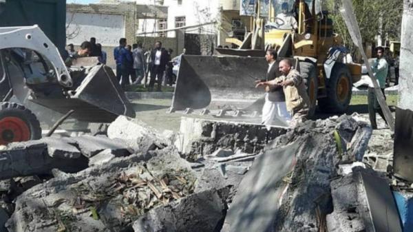قتلى وجرحى في هجوم بسيارة مفخخة استهدف مقرا للشرطة في جنوب شرق إيران