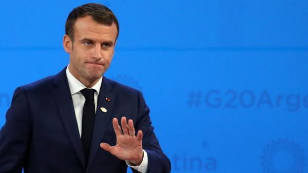 الرئاسة الفرنسية تعلن إلغاء زيادة الضريبة على المحروقات للعام 2019
