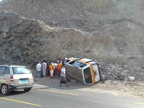 وفاة وإصابة 52 شخصاً بحوادث السير