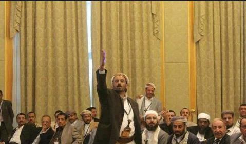 الشيخ محمد حيدر يكشف لـ&#34خبر&#34 تفاصيل واقعة إصابة النائب اليمني &#34بن عزيز&#34