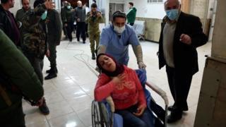 واشنطن تتهم موسكو ودمشق بـ&#34اختلاق هجوم كيمياوي لتقويض الهدنة في إدلب&#34