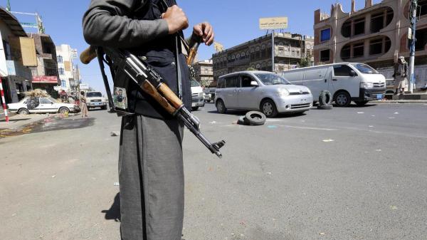 استنفار أمني لمليشيا الحوثي بشوارع العاصمة صنعاء
