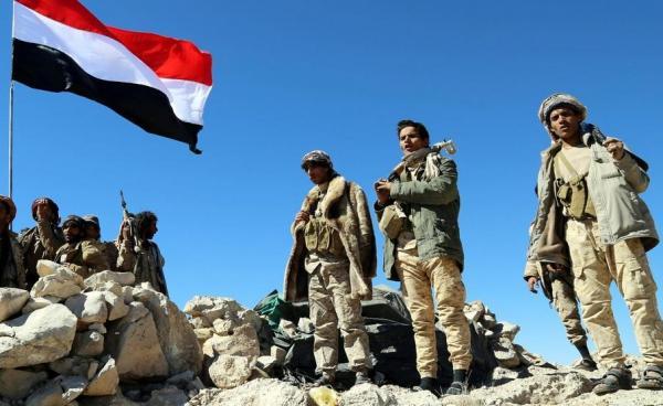 القوات الحكومية تتقدم صوب مركز مديرية باقم بصعدة