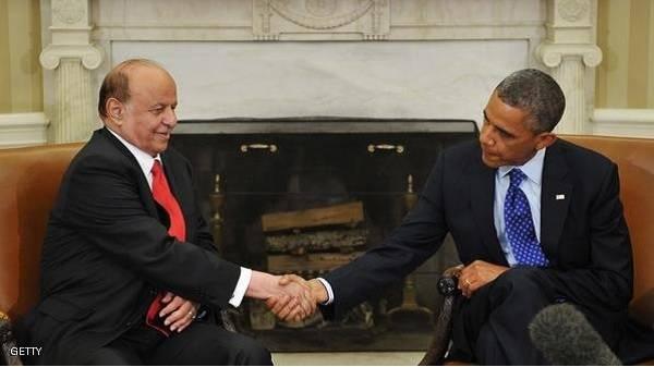 العسلي: أمريكا أخطأت بدعم هادي في اليمن وتخطئ بتلميع فشله كإنجاز