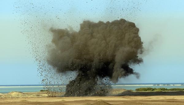 مسام يتلف 7287 لغماً حوثياً في الساحل الغربي