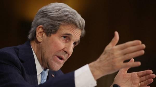كيري يطالب الكونغرس بإقرار استخدام القوة ضد &#34داعش&#34