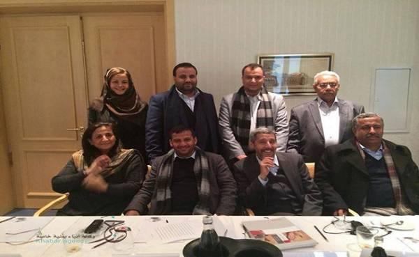 تفاهمات سياسية بين الأطراف اليمنية رعتها ألمانيا في بوتسدام