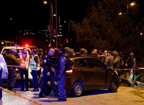 مسؤولون: إصابة ستة إسرائيليين في هجوم بالرصاص نفذه فلسطيني