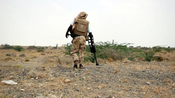 &#34مسام &#34ينزع أكثر من 22 ألف لغم زرعتها المليشيا الحوثية في عدد من المحافظات اليمنية