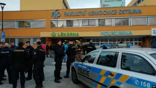 ستة قتلى بإطلاق نار في مستشفى في التشيك