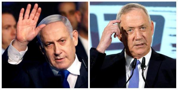 أكبر حزبين في إسرائيل يتفقان على إجراء انتخابات في مارس حال عدم تشكيل حكومة