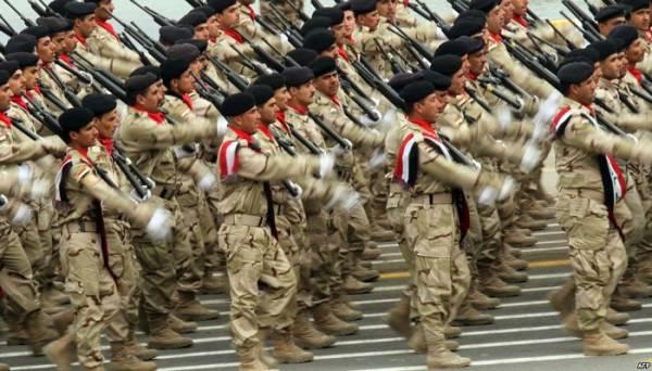 &#34الناتو&#34 يدرس طلباً عراقياً بمساعدته في بناء جيشه