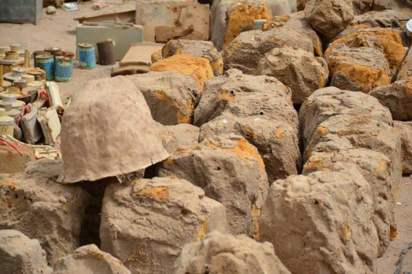 الضالع.. استشهاد وجرح 9 مدنيين بانفجار لغمين حوثيين