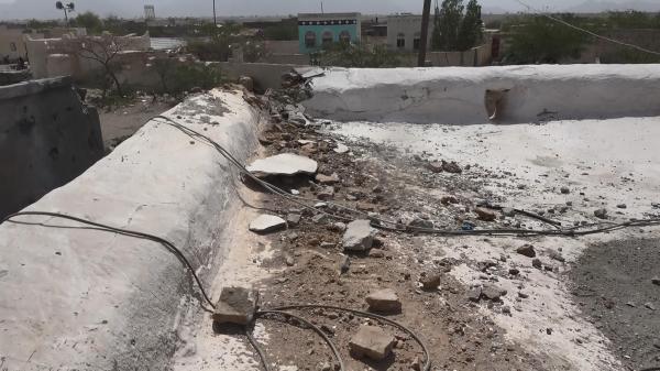 مليشيات الحوثي تجدد استهداف منازل المواطنين في التحيتا