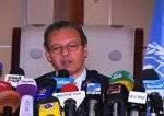 تجنب التعليق على انسحاب عضوي اللجنة وقال: الانتخابات لاتمثل مرجعية من حيث النزاهة