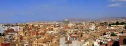 العثور على متفجرات وقذائف هاون في حي النهضة بصنعاء
